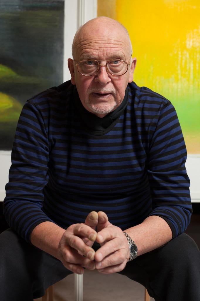 Gísli B. Björnsson - Ljósmynd / photograph : Arnar Fells