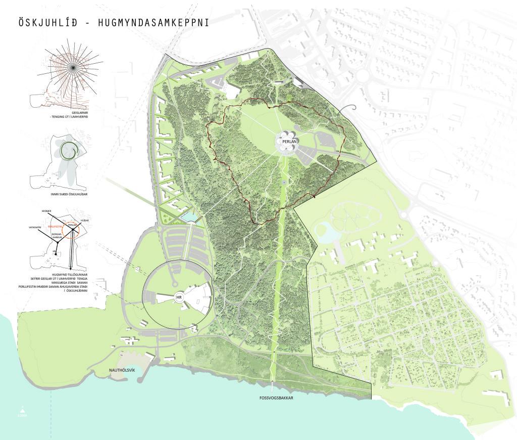 Mynd : Landslag arkitektar
