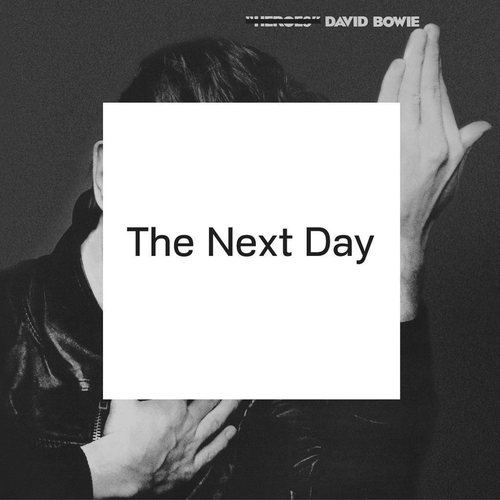 david bowie the next day cover